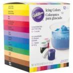 Wilton Icing Color ウィルトン アイシングカラー 12色