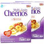 Cheerios チェリオス マルチグレインシリアル (5種類のグレイン入り) 2箱