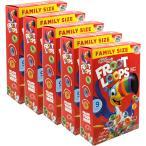 Kellogg's ケロッグ フルーツループ マルチグレイン シリアル 5箱