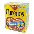 Cheerios チェリオ オーツ麦シリアル ツインパック  1.1kg
