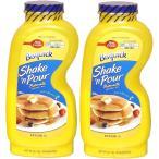アメリカン パンケーキミックス Bisquick Shake 'n Pour 2個セット