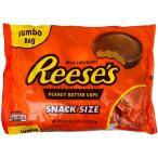 Reese's リーシーズ ピーナッツバター カップ スナックサイズ ジャンボパック 552g