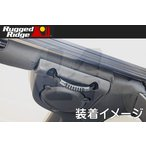 【サイドグラブハンドル/ブラック】ジープ JKラングラーアンリミテッド 2007-2016年モデル
