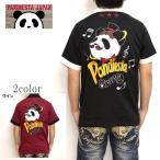 パンディエスタ PANDIESTA 529211 半袖 シャツ ジェントルパンダボーリングシャツ パンダ 熊猫 メンズ トップス