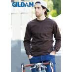 Tシャツ ギルダン 長袖 メンズ カラー GILDAN Ultra Cotton 6.0 oz Long Sleeve T-Shirt #2400 Color Adult YL〜XLサイズ