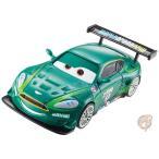カーズ cars マテル MATTEL 車のおもちゃ ディズニー ピクサー カーズ2 ワールドグランプリ ナイジェル ギアスリー 並行輸入品