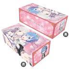 キャラクターカードボックスコレクションNEO Re:ゼロから始める異世界生活「エミリア&レム」[ブロッコリー]《02月予約》