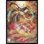 マジック:ザ・ギャザリング スリーブ 『ストリクスヘイヴン:魔法学院』 日本画ミスティカルアーカイブ ≪記憶の欠落≫[エンスカイ]《09月予約》
