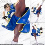 STREET FIGHTER美少女 春麗 1/7 完成品フィギュア(再販)