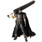リアルアクションヒーローズ No.704 RAH ベルセルク ガッツ 黒い剣士Ver.[メディコム・トイ]【送料無料】《発売済・在庫品》