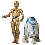 マフェックス No.012 MAFEX スター・ウォーズ C-3PO & R2-D2[メディコム・トイ]【送料無料】《発売済・在庫品》