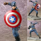 ARTFX+ 『シビル・ウォー/キャプテン・アメリカ』 キャプテン・アメリカ シビル・ウォー 1/10 簡易組立キット[コトブキヤ]《発売済・在庫品》