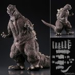 Sci-Fi MONSTER SOFT VINYL MODEL KIT COLLECTION ゴジラ 1954 1/250 未塗装組立キット(再販)[海洋堂]【送料無料】《03月予約》