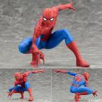 ARTFX+ ジ・アメイジング スパイダーマン MARVEL NOW! 1/10 簡易組立キット[コトブキヤ]《発売済・在庫品》