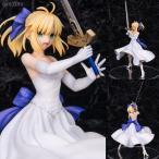 (箱破損特価新品)Fate/staynight [Unlimited Blade Works] セイバー 白ドレスVer. 1/8 完成品フィギュア[ベルファイン]《発売済・在庫品》