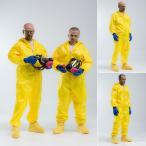 Breaking Bad ブレイキング・バッド ハイゼンベルク&ジェシー 化学防護服コンボ 1/6 可動フィギュア[スリー・ゼロ]【送料無料】《05月予約※暫定》