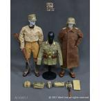 1/6 WWII ドイツ国防軍 ドイツアフリカ軍団 装備セット (ドール用衣装)[Alert Line]《04月仮予約》