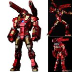 "RE:EDIT IRON MAN #11 MODULAR IRONMAN W/Plasma Cannon & Vibroblade ""subject to final licensor's approval""[千値練]【送料無料】《06月予約》"