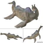 ソフビトイボックス 014 ネッシー ネス湖の怪獣 (the Loch Ness Monster) ソフビフィギュア[海洋堂]《08月予約》