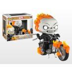 ポップ!『マーベル・コミック』 ゴーストライダー&ヘルバイク[ファンコ]《02月仮予約》
