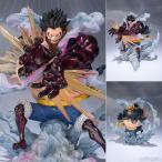 フィギュアーツZERO モンキー・D・ルフィ -ギア4-獅子・バズーカ - 『ワンピース』