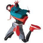 マフェックス No.107 MAFEX SPIDER-MAN Miles Morales SPIDER-MAN INTO THE SPIDER-VERS 版 メディコム トイ