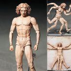 figma テーブル美術館 ウィトルウィウス的人体図(再販)[フリーイング]《04月予約》