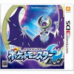 3DS ポケットモンスター ムーン[任天堂]【送料無料】《発売済・在庫品》