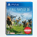 PS4 ファイナルファンタジーXIV スターターパック[スクウェア・エニックス]《06月予約》