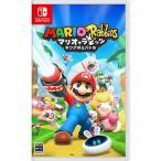 雅虎商城 - Nintendo Switch マリオ+ラビッツ キングダムバトル[任天堂]【送料無料】《発売済・在庫品》
