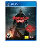 PS4 北米版 Friday The 13th The Game[Gun Media]《発売済・在庫品》