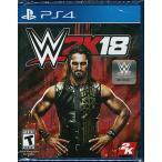 PS4 北米版 WWE 2K18[2K Games]《発売済・在庫品》