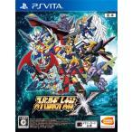 【特典】PS Vita スーパーロボット大戦X 通常版[バンダイナムコ]《03月予約》