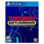 PS4 北米版 Transformers: Battlegrounds[Outright Games]《在庫切れ》
