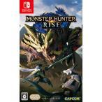 【特典】Nintendo Switch モンスターハンターライズ 通常版[カプコン]【送料無料】《発売済・在庫品》
