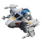 STAR WARS CONVERGE VEHICLE X-wing (食玩)[バンダイ]【同梱不可】【送料無料】《在庫切れ》