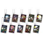 ミニアクリルキーホルダー 銀魂 ステンドグラス風シリーズ 10個入りBOX[バンダイ]《12月予約》