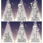 おそ松さん 彫像松 トレーディングフィギュア 6個入りBOX[エクスレア]《発売済・在庫品》