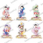 おそ松さん アクリルスタンドフィギュア パフェ松 6個入りBOX[KADOKAWA]《発売済・在庫品》
