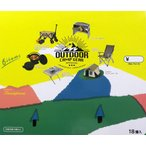 OUTDOOR CAMP GEAR -miniature collection- 18個入りBOX[ケンエレファント]【送料無料】《発売済・在庫品》