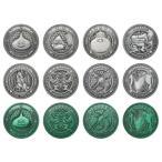 ドラゴンクエスト お宝コインコレクションズvol.2 12個入りBOX[スクウェア・エニックス]《05月予約》