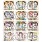 ラブライブ! トレーディングミニ色紙vol.1 12個入りBOX[ブシロードクリエイティブ]《04月予約》