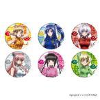 缶バッジ「戦姫絶唱シンフォギアAXZ」02/チャイナ服ver. 6個入りBOX[A3]《在庫切れ》