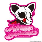 ラブプラス ロゴステッカー Killer Bambies[インドア]《発売済・在庫品》