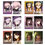 Fate/Grand Order -絶対魔獣戦線バビロニア- トレーディングミニクリアファイルポストカード付き 6個入りBOX[ブロッコリー]《11月予約》