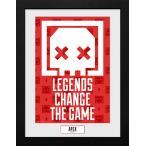「Apex Legends フレーム入りアートポスター デスボックス[GBeye]《05月予約》」の画像