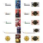 キングダム 武装具コレクション 10個入りBOX (食玩)[エフトイズ]《08月予約》