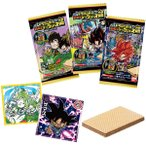 ドラゴンボール 超戦士シールウエハース超 奇跡のフュージョン 20個入りBOX (食玩)[バンダイ]《発売済・在庫品》