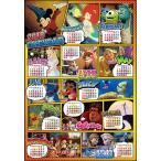 ジグソーパズル ディズニー 2018年 カレンダー 1000ピース (D1000-485)(仮称)[テンヨー]《08月予約※暫定》