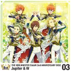 CD Jupiter&W / THE IDOLM@STER SideM 2nd ANNIVERSARY DISC 03[バンダイビジュアル]《取り寄せ※暫定》